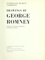 Cover of: Drawings by George Romney