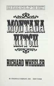 Cover of: Montana hitch