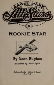 Cover of: Rookie Star
