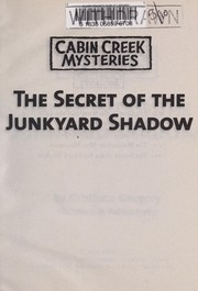 Cover of: The secret of the junkyard shadow