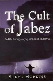 Cover of: The Cult of Jabez | Steve Hopkins