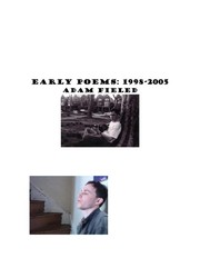 Cover of: Early Poems 1998-2005