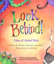 Cover of: Look Behind!: Tales of Animal Ends