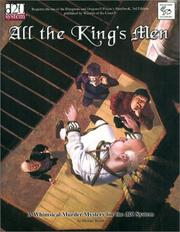 Cover of: All the King's Men