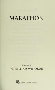 Cover of: Marathon | W. William Winokur