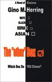 "Cover of: The ""other"" Box"