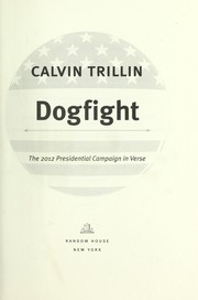 Cover of: Dogfight