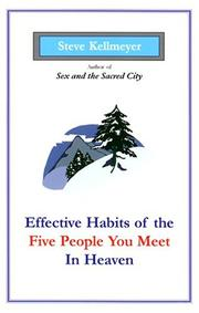 Cover of: Effective Habits of the Five People You Meet in Heaven
