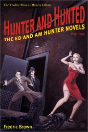 Cover of: Hunter and hunted