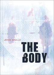 The Body by Jenny Boully