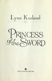 Cover of: Princess of the sword