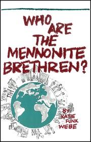 Who are the Mennonite Brethren?