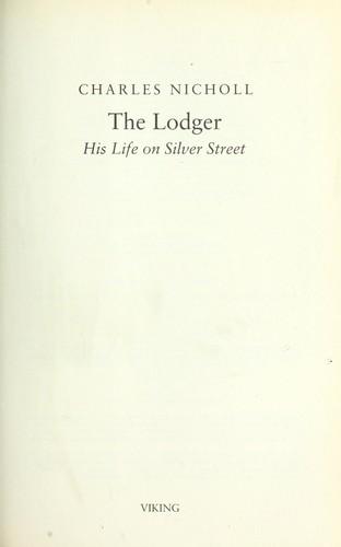 the lodger nicholl charles