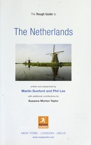 Cover of: The rough guide to the Netherlands