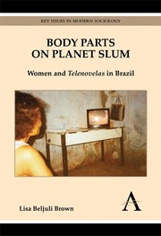 Cover of: Body parts on planet slum | Lisa Beljuli Brown