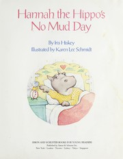 Cover of: Hannah the Hippo's no mud day