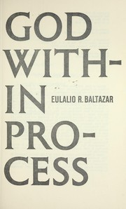 Cover of: God within process