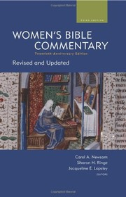 Cover of: Women's Bible commentary