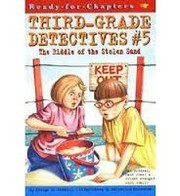 Cover of: Riddle of the Stolen Sand (Third Grade Detectives)