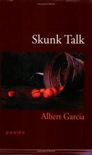 Cover of: Skunk Talk