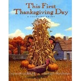 Cover of: This first Thanksgiving day | Laura Krauss Melmed