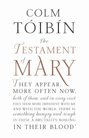Cover of: The testament of Mary