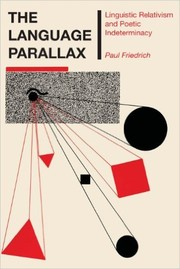 Cover of: The language parallax
