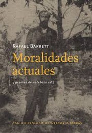 Cover of: Moralidades actuales