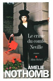 Cover of: Le crime du comte Neville