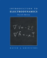 Cover of: Introduction to electrodynamics |