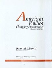 American politics : changing expectations