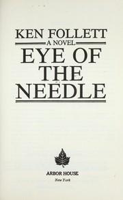 Editions of Eye of the Needle by Ken Follett