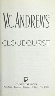 Cover of: Cloudburst