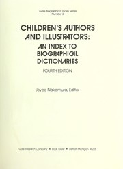 Cover of: Children's authors and illustrators | Joyce Nakamura