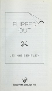 Cover of: Flipped out | Jennie Bentley