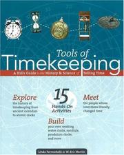 Cover of: Tools of Timekeeping | Linda Formichelli