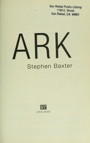Cover of: Ark | Stephen Baxter
