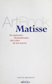 Cover of: Matisse by Henri Matisse