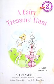 Cover of: A fairy treasure hunt