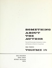 Cover of: Something About the Author v. 14 |