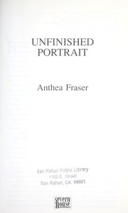 Cover of: Unfinished portrait