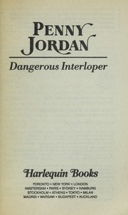 Cover of: Dangerous interloper