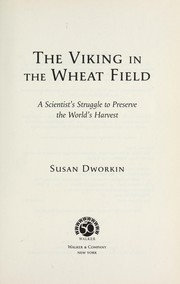 Cover of: The Viking in the wheat field