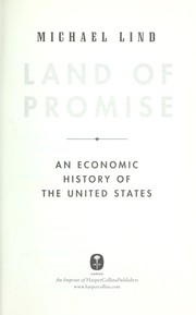 Cover of: Land of promise