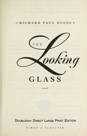 Cover of: The looking glass
