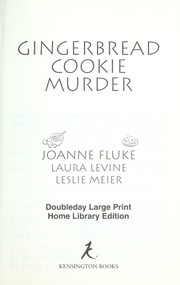 Cover of: Gingerbread Cookie Murder