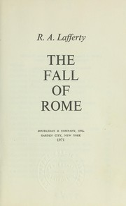 Cover of: The fall of Rome