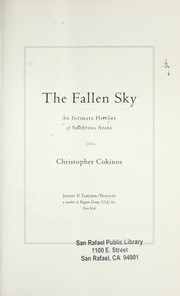 Cover of: The fallen sky