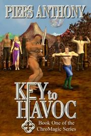Cover of: Key to Havoc | Piers Anthony