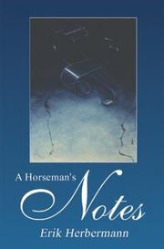 Cover of: A Horseman